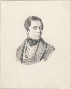 Portret van Hendrik Breukelaar