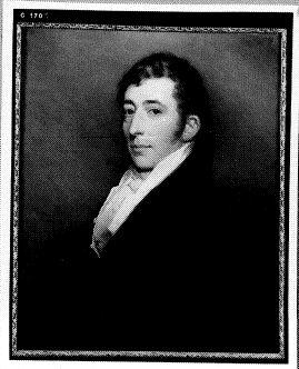 Portret van Isaac Tra Kranen (1790-1865), koopman te Amsterd