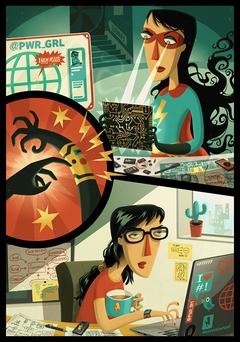 Power Girl - The Extraordinaires