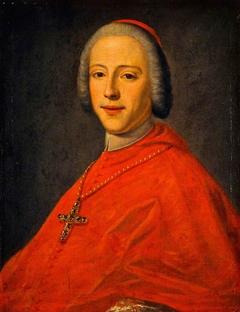 Prince Henry Benedict Clement Stuart, 1725 - 1807. Cardinal Duke of York