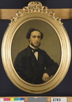Professor mr. Otto van Rees (1825-1868)