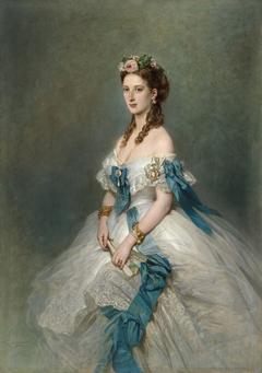 Queen Alexandra (1844-1925) when Princess of Wales
