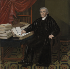 Reverend Ammi Ruhamah Robbins (1740-1813), B.A.1760, M.A.1763