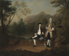 Robert Gwillym of Atherton and William Farington ofWerden