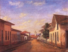 Rua da Cruz Preta, 1858 (Quintino Bocaiuva)