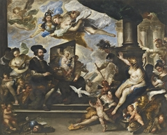 Rubens painting 'The Allegory of Peace'
