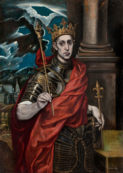 Saint Louis, King of France