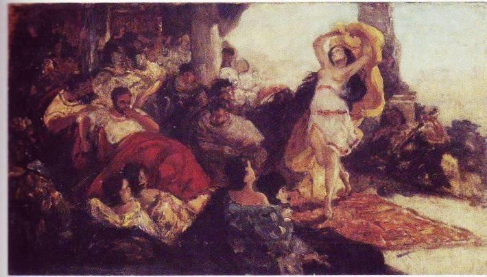 Salome's Dance