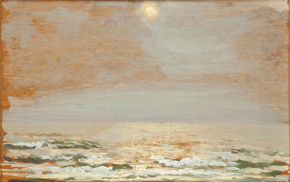 Sea at Połąga IV