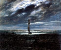 Seapiece by Moonlight