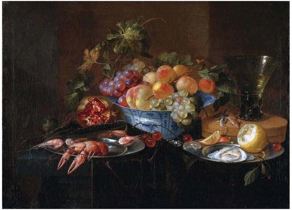 Still Life, 1645