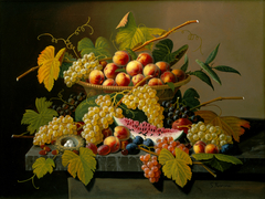 Still Life with a Basket of Fruit