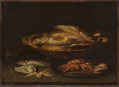 Still Life with Fish and Shellfish