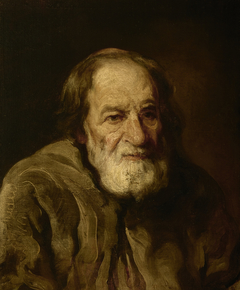 Study of an Old Peasant