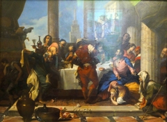 The Banquet at Simon
