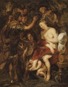 The Crowning of Roxana