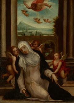 The Ecstasy of Saint Catherine ofSiena
