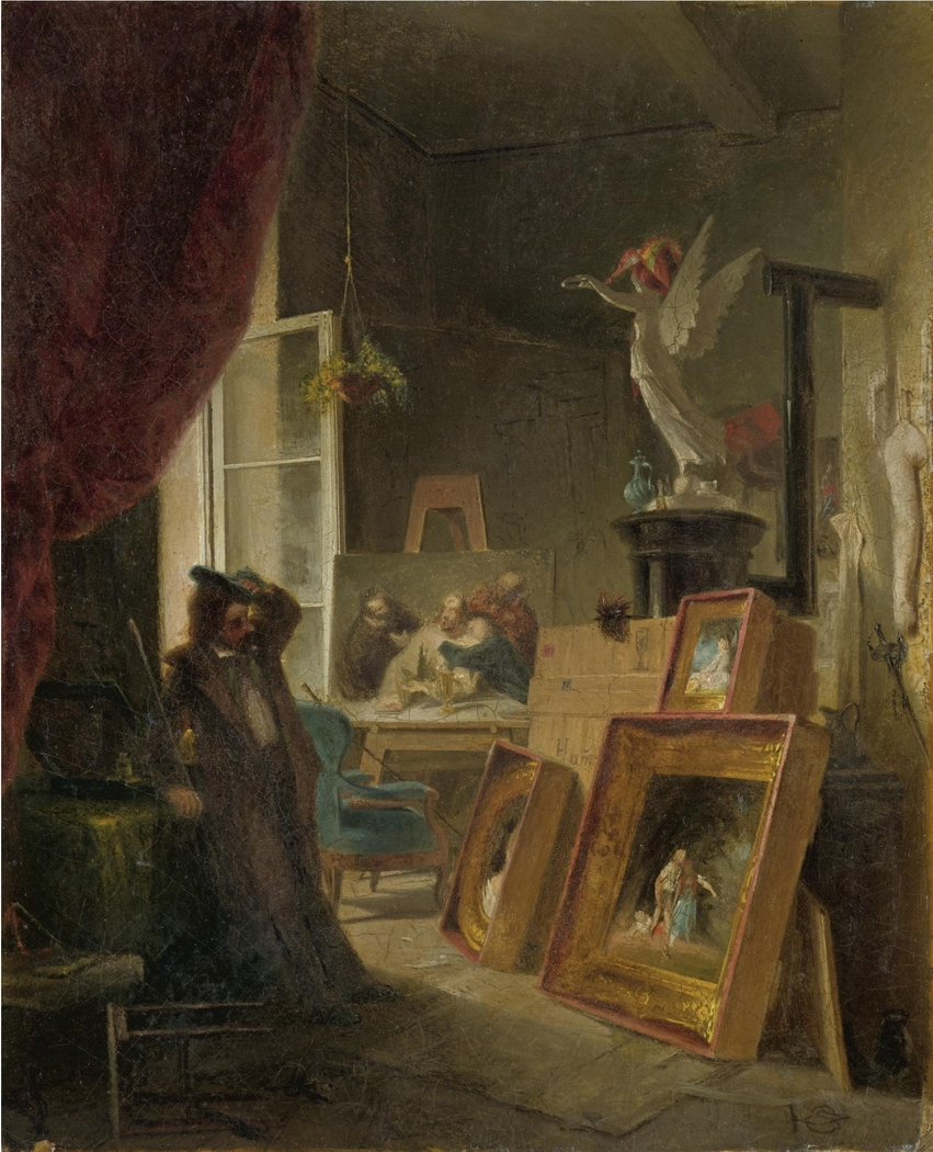 The History Painter