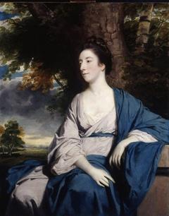 The Hon. Mary Vernon, Mrs George (Adams) Anson (1739-1843)