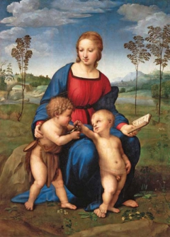 The Madonna of the Goldfinch
