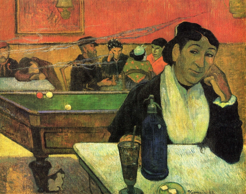 The Night Café in Arles