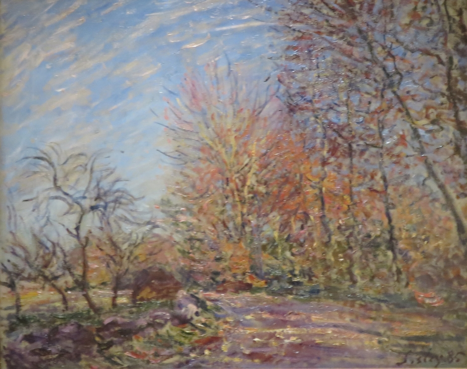 The Outskirts of the Fontainebleau Forest