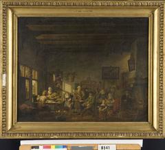 The Public Room in an Inn