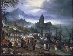 The Sermon on the Sea of Galilee