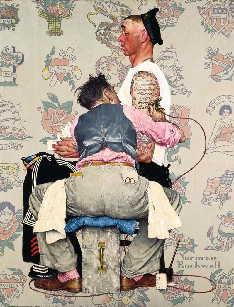 The Tattoo Artist\