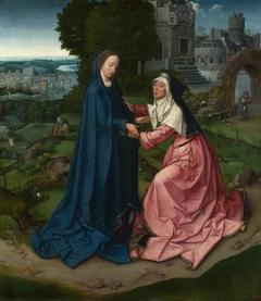 The Visitation of the Virgin to Saint Elizabeth
