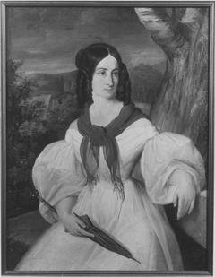 Therese Hönig, geb. von Puffer