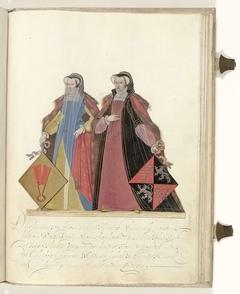 Twee vrouwen van Culemborg