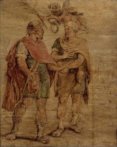 Two Roman Commanders