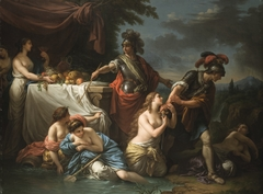 Ubalde et le chevalier Danois