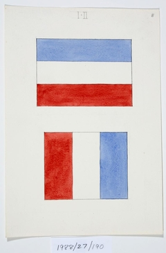 Untitled (Flags)