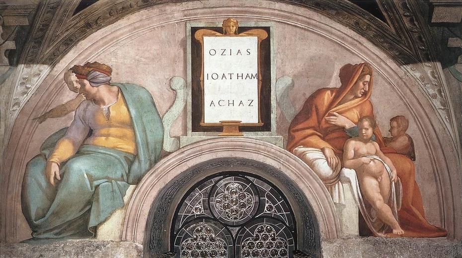 Uzziah, Jotham and Ahaz