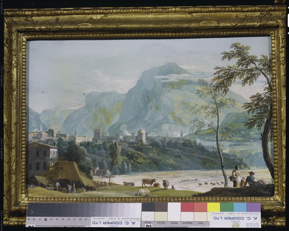 View of Belluno