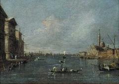 View of the S. Giorgio Maggiore, Venice