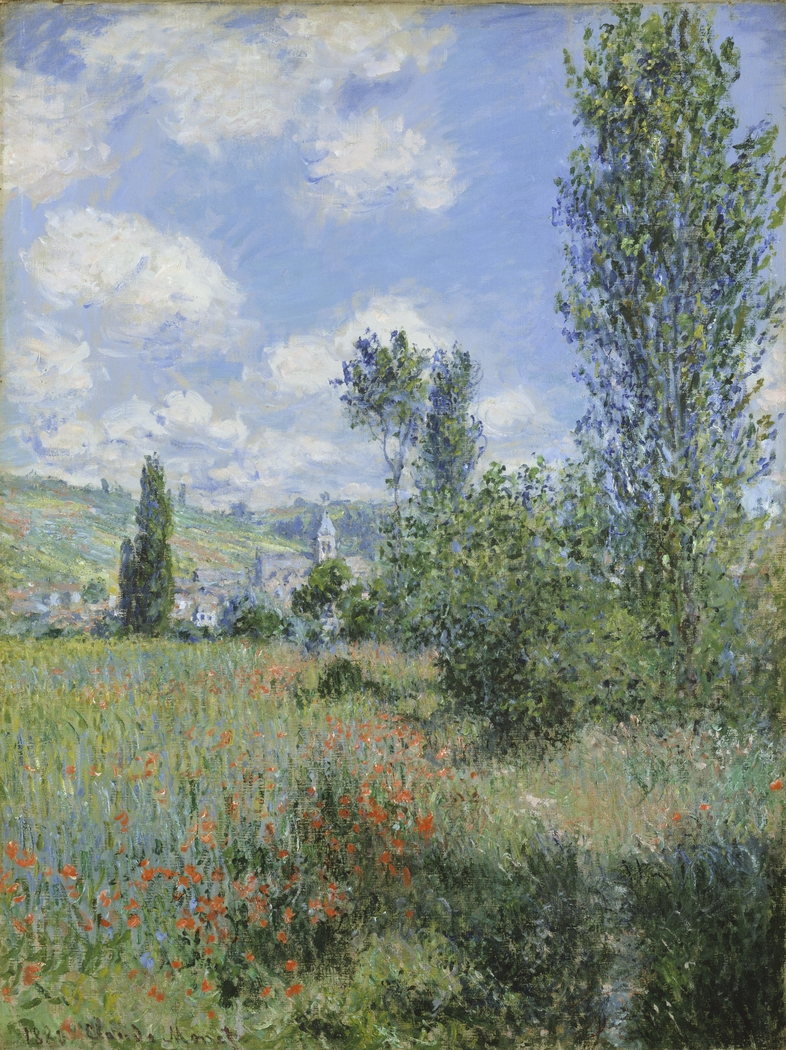View of Vétheuil