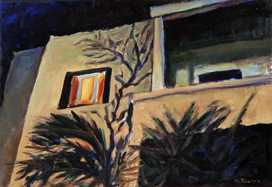 Window  in Penteli's Str, No 1