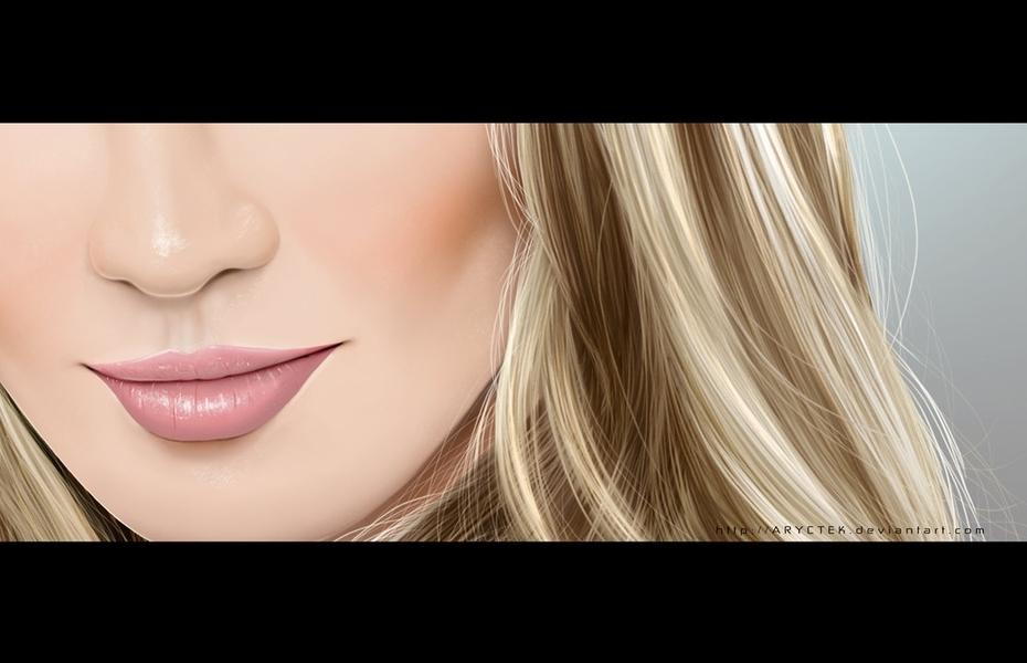 Yvonne Strahovski - Close-up 2