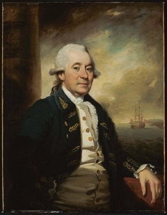 A Commander in the East India Company
