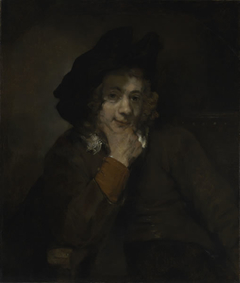 A Smiling Young Man (Titus)