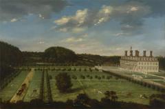 A View of Bayhall, Pembury, Kent