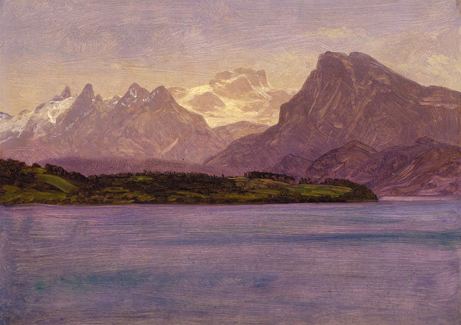 Alaskan Coast Range