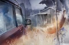 Татьяна Толстая «Легкие миры» (series)