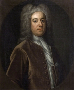 An Unknown Gentleman (possibly William Vernon of Horsington [1784 - 1751])