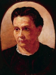 Ana Cândida do Amaral Souza (The Artist's Mother)