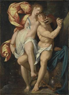 Angelica und Medoro