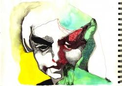 retrato anónimo #6
